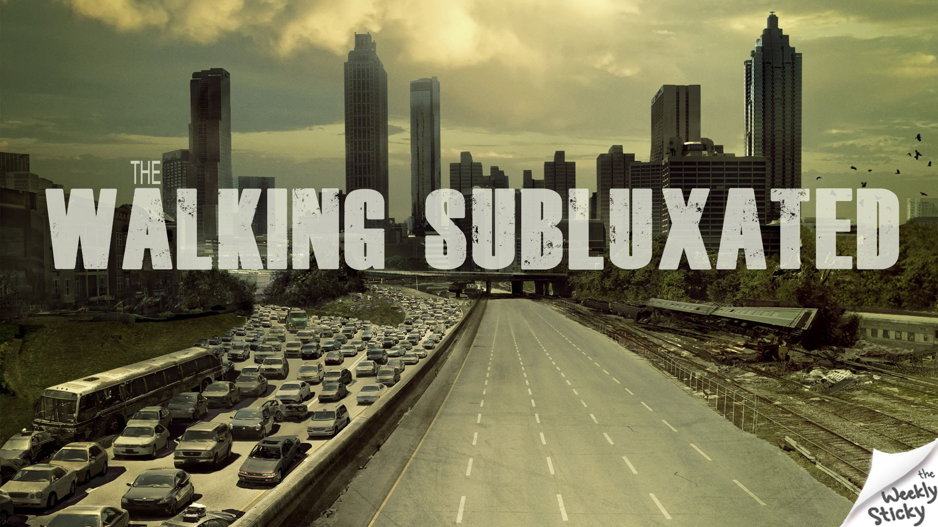 Walking Subluxated
